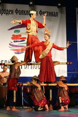 Vinta Princess, image courtesy of Bulgaria Folk Festival