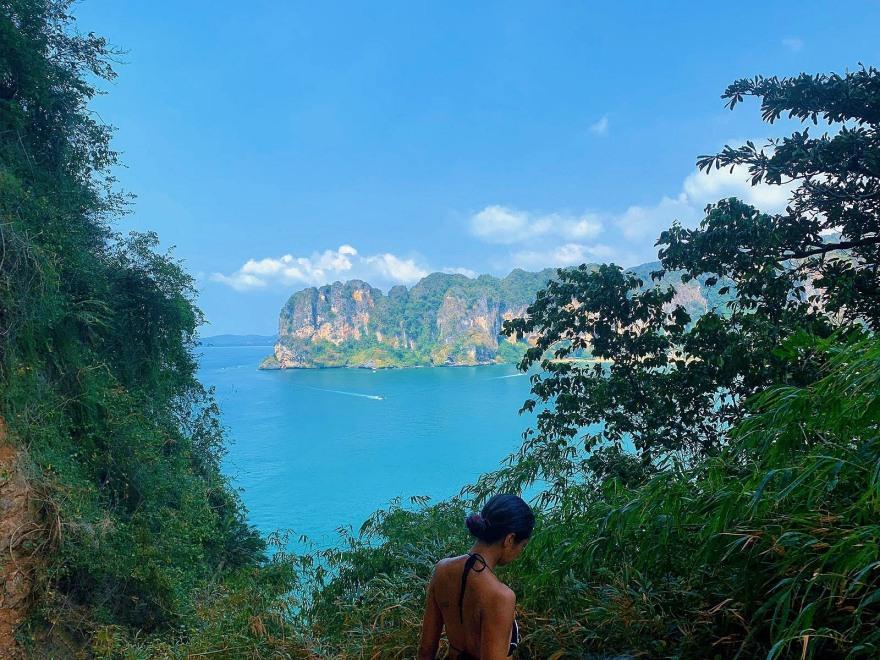 Pranang Beach, Krabi